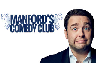 Manford's Comedy Club at Northwich Memorial Court Theatre