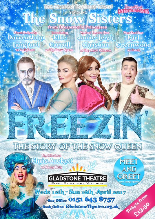 FREEZIN' - The Coolest Panto in Town