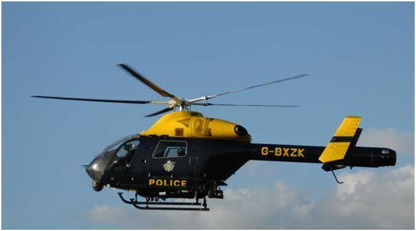 Police helicopter deployed to Runcorn in search for wanted man