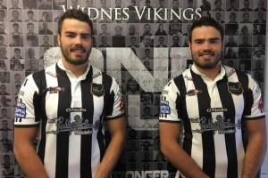 Chapelhows sign new deal at Widnes Vikings