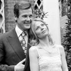 Runcorn and Widnes World: Bond girl Britt Ekland says her 'Bond is gone' as Sir Roger Moore dies age 89