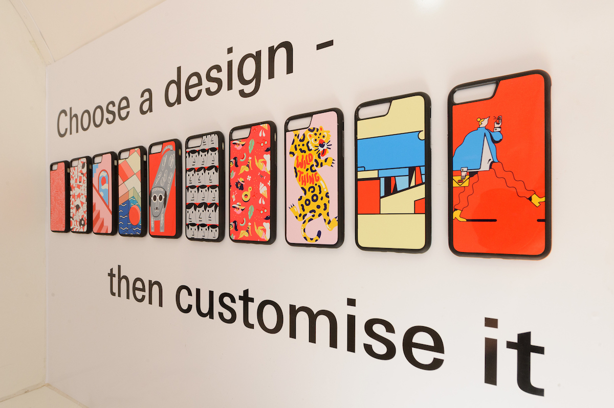 Free, Family Activity - Design Your Own Mobile Phone Cover with the HSBC Mobile Studio