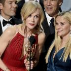 Runcorn and Widnes World: Nicole Kidman and Reese Witherspoon (Chris Pizzello/AP)