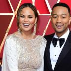 Runcorn and Widnes World: Chrissy Teigen traded John Legend's pants with fans for brown bananas (Ian West/PA)