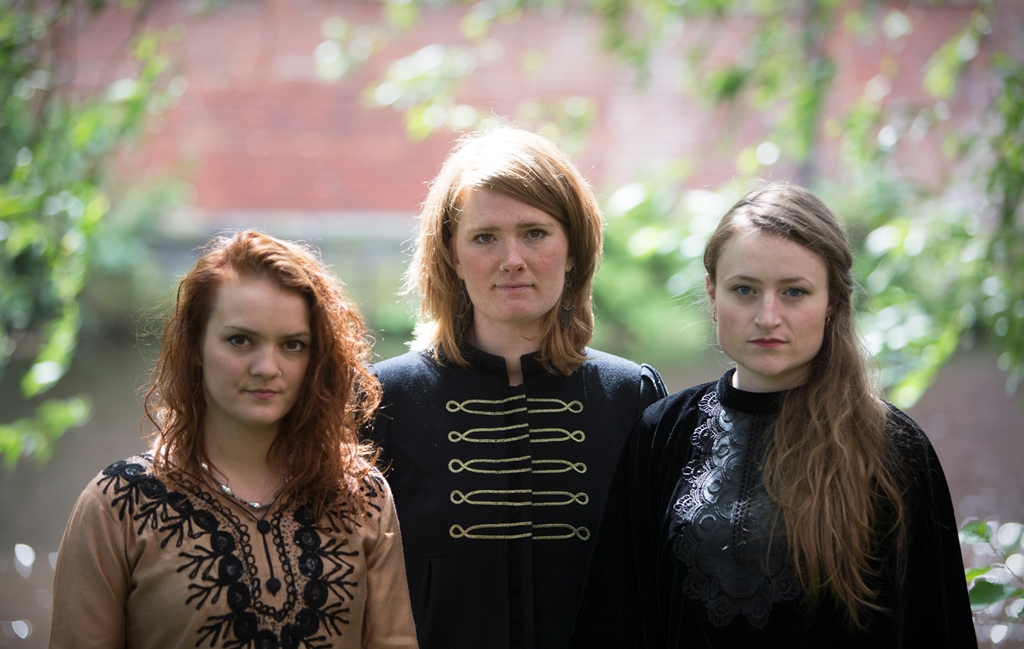 Lady Maisery Play Eccles Town Hall