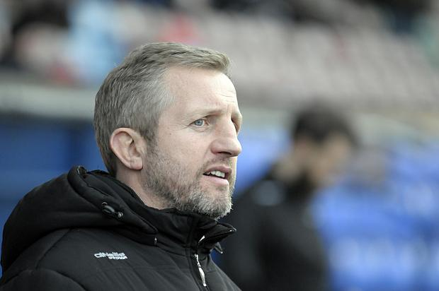 Widnes Vikings head coach Denis Betts. Picture: Mike Boden