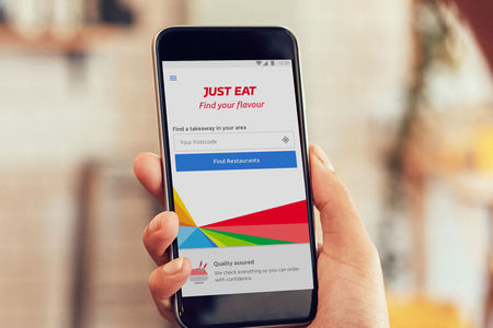 Anger over Just Eat 50p surcharge...days before ban on card charges