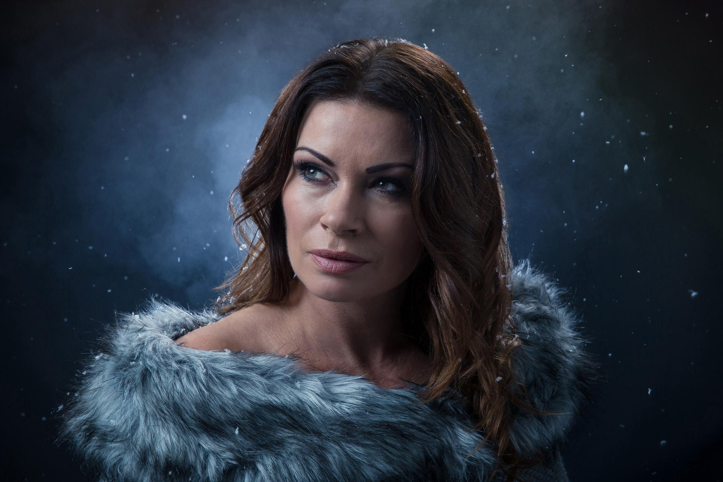 Carla Connor [Alison King] returns to Coronation Street (ITV)