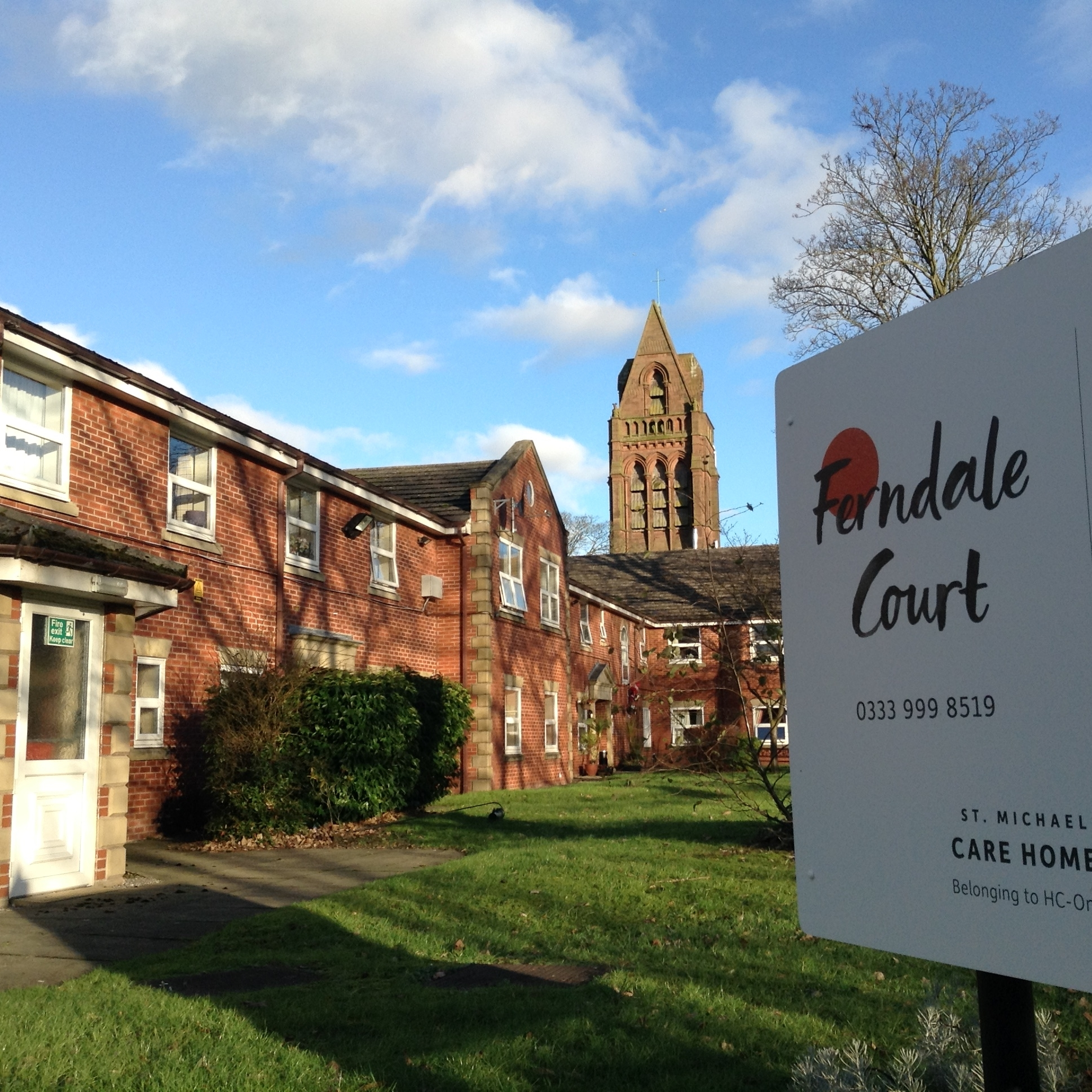 Ferndale Court care home on St Michael's Road in Ditton ordered to improve by inspectors