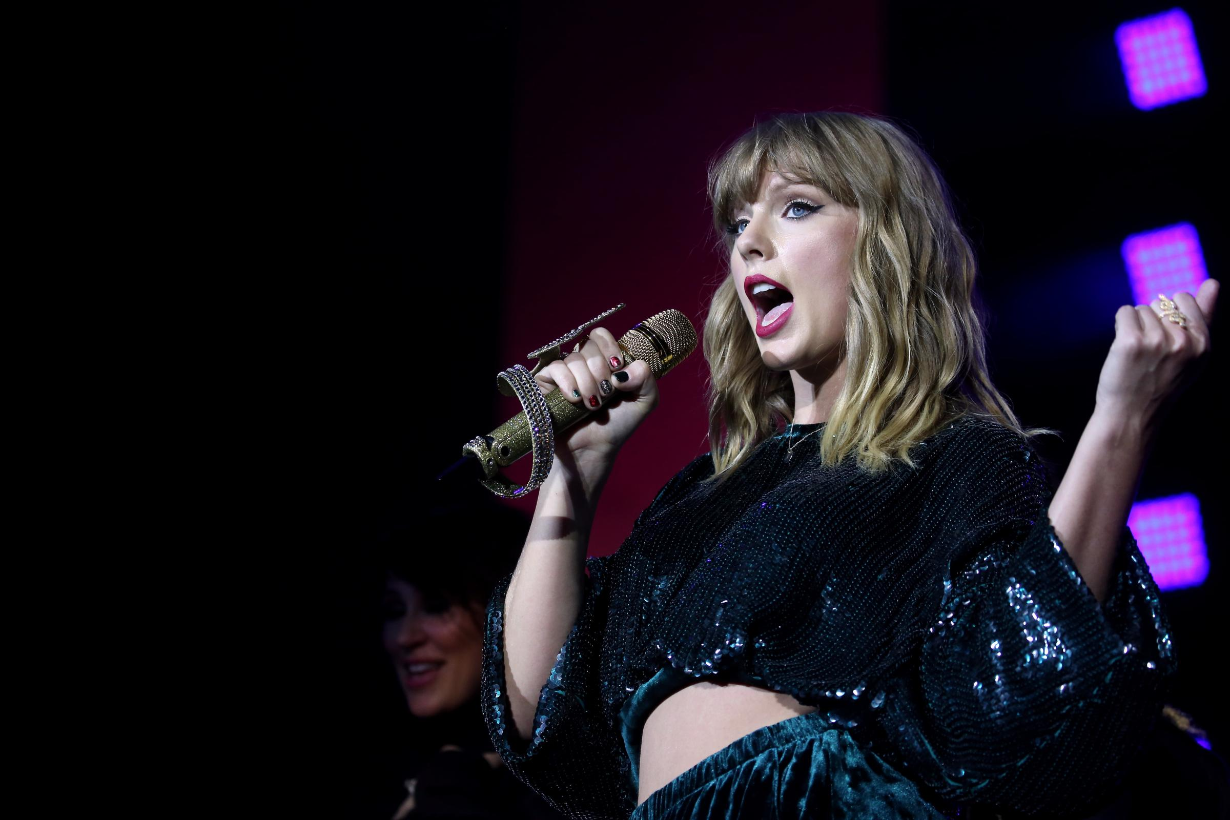 WIN: Tickets to see Taylor Swift at the Etihad in Manchester