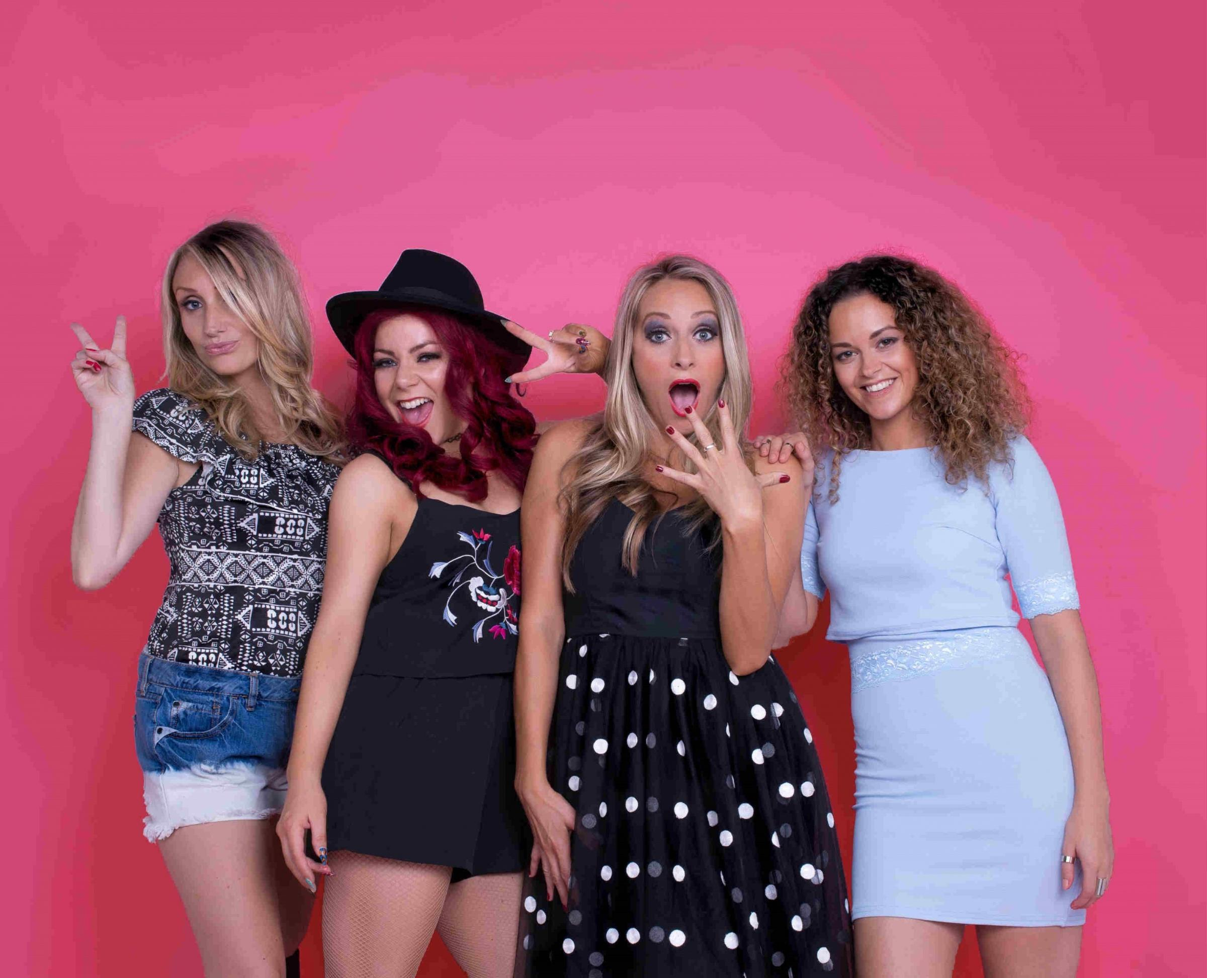 Black Magic celebrates the music of award-winning girl band Little Mix