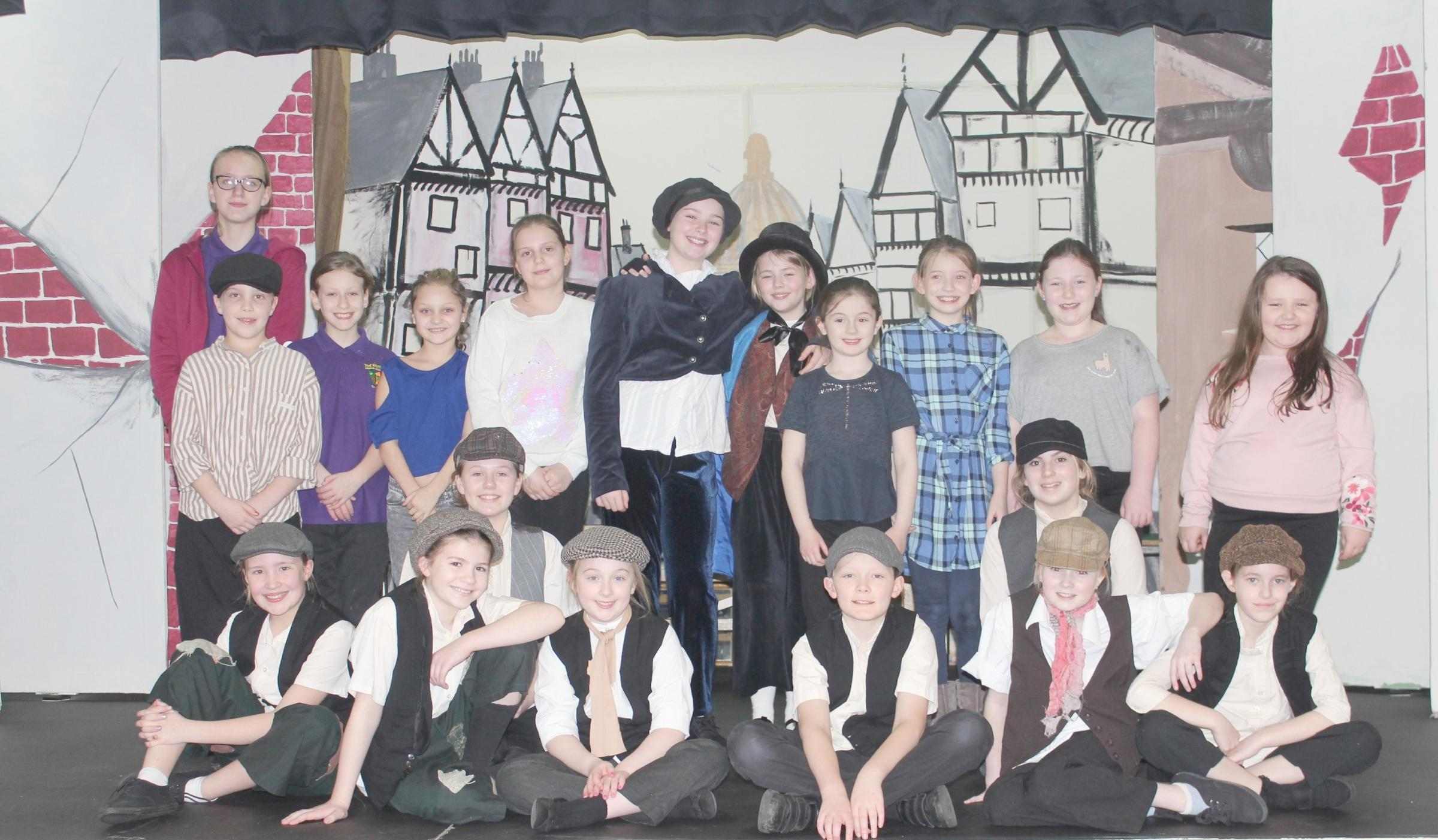 The Heath Drama Group is staging Lionel Bart's classical musical Oliver at The Heath Methodist Church in Runcorn
