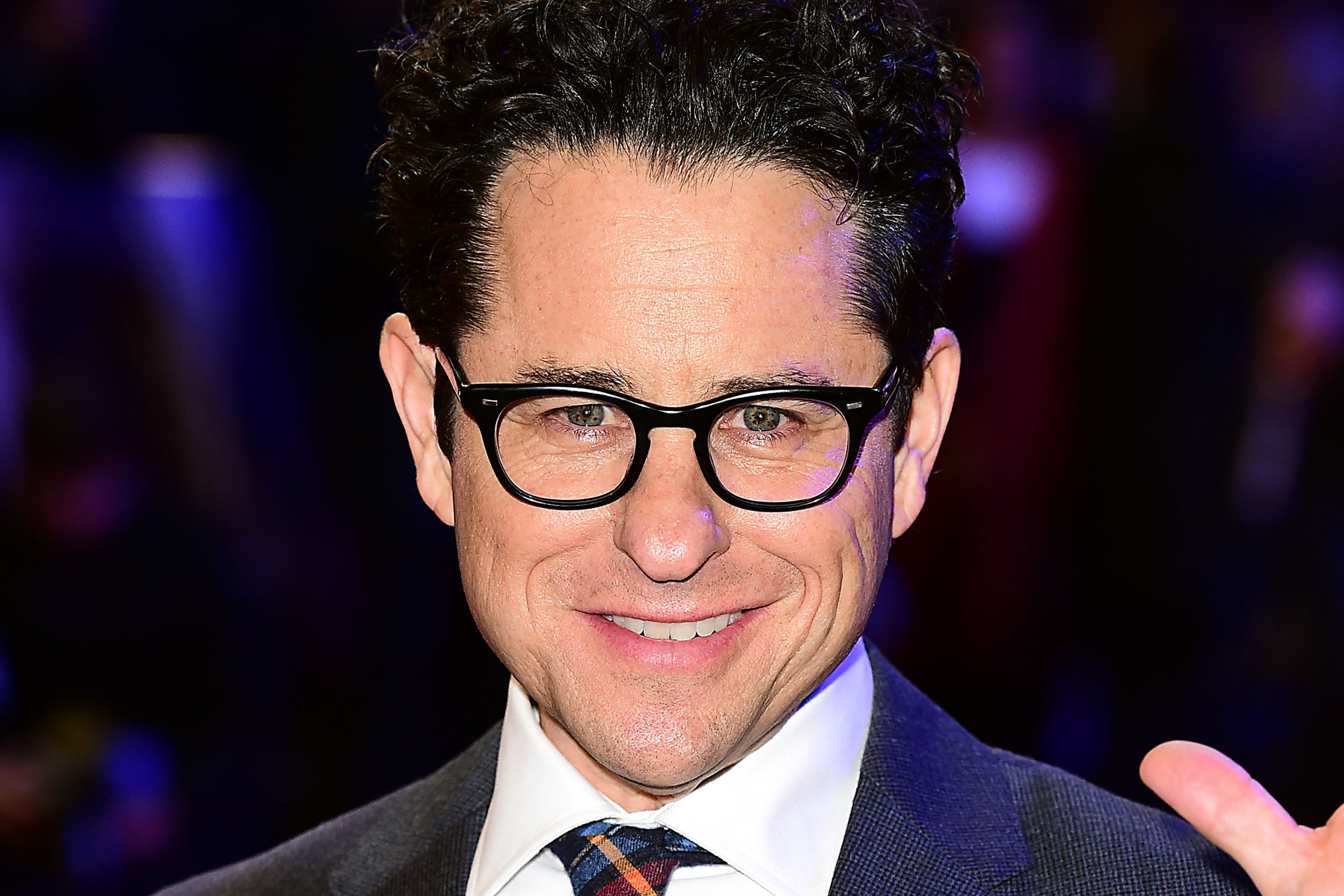 JJ Abrams compared the anthology of films Disneyland rollercoaster Mr Toad's Wild Ride (Ian West/PA)