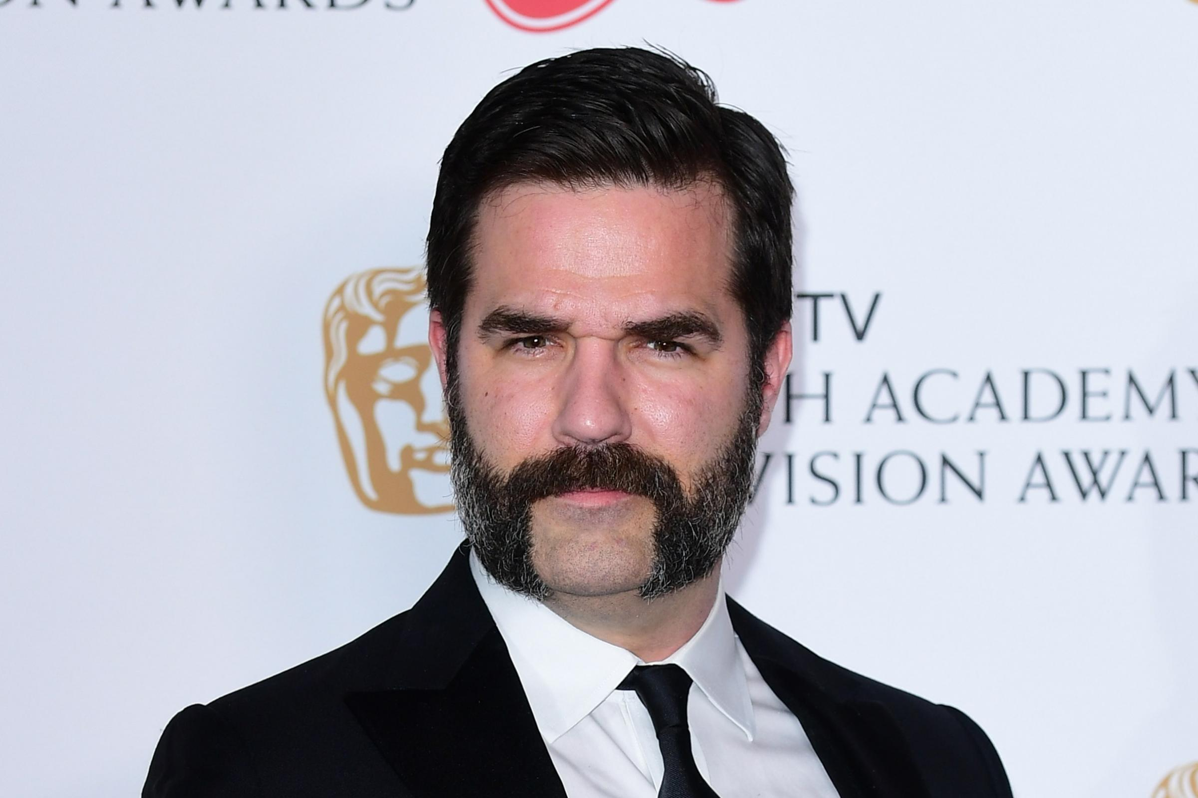 Rob Delaney (Ian West/PA)