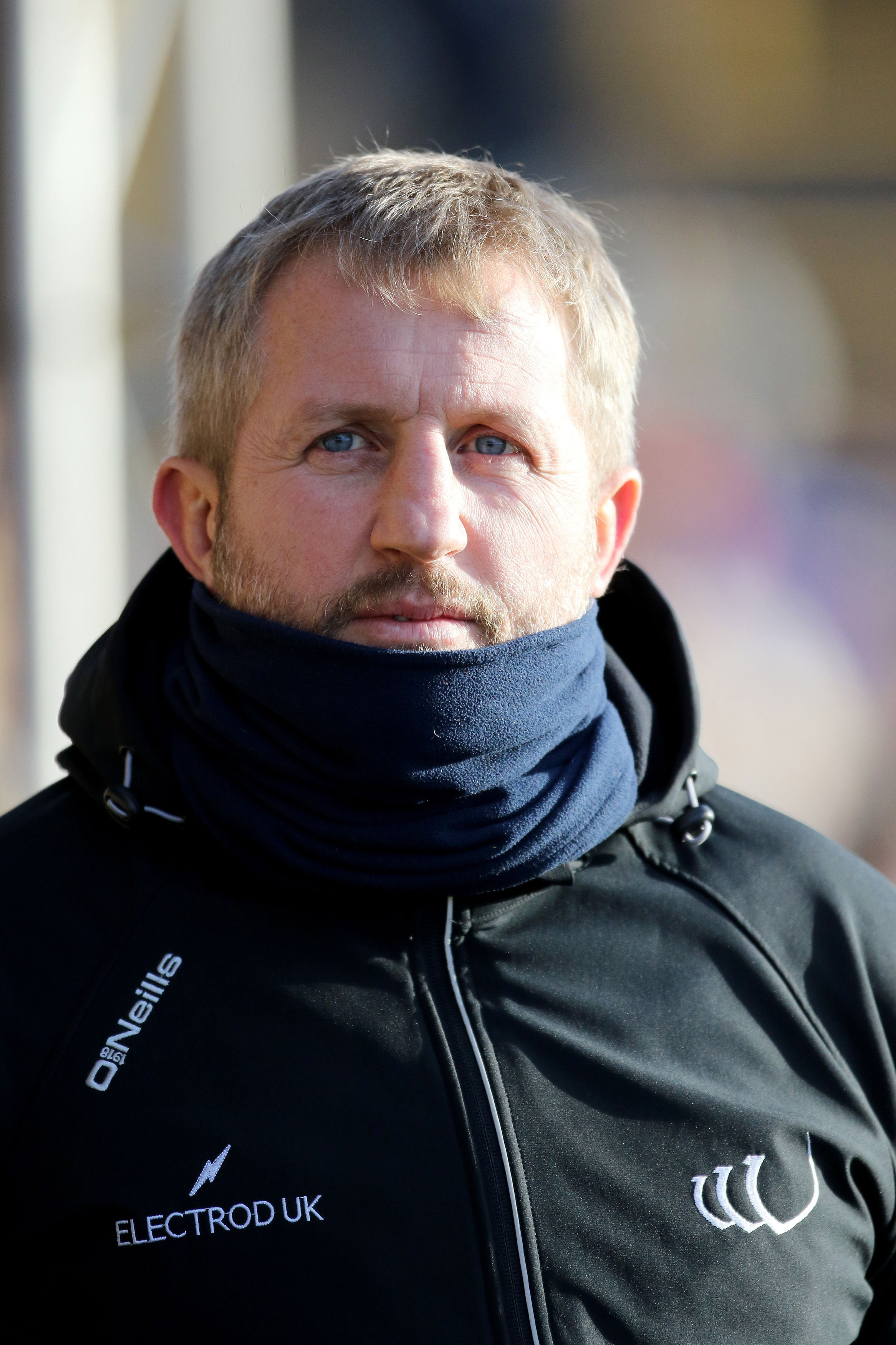 Denis Betts. Piic: Richard Sellers/PA wire