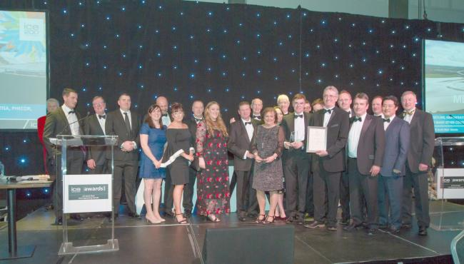 Mersey Gateway wins special recognition award