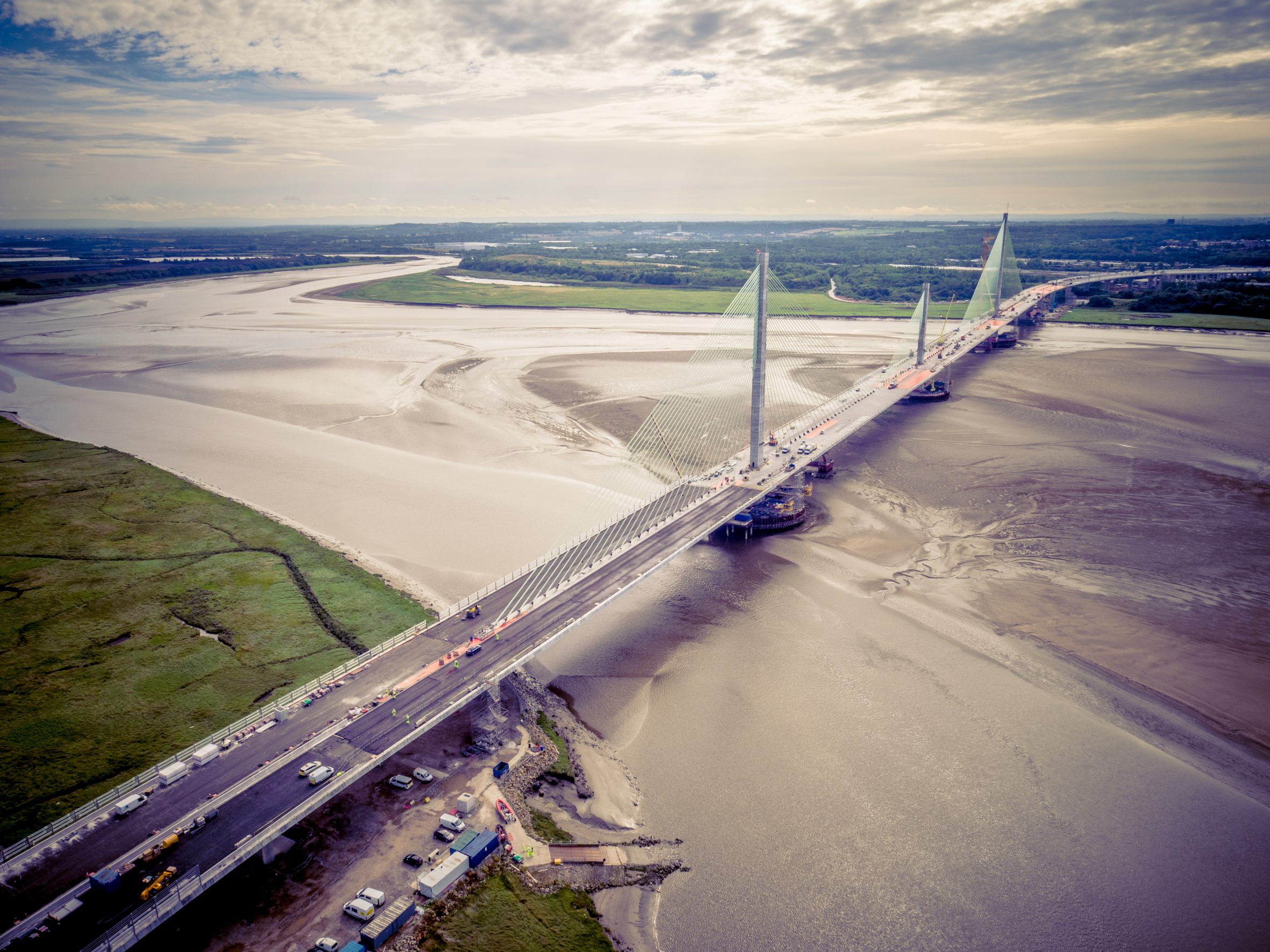 Halton Council says drivers must continue to pay tolls on the Mersey Gateway bridge or risk getting a Penalty Charge Notice