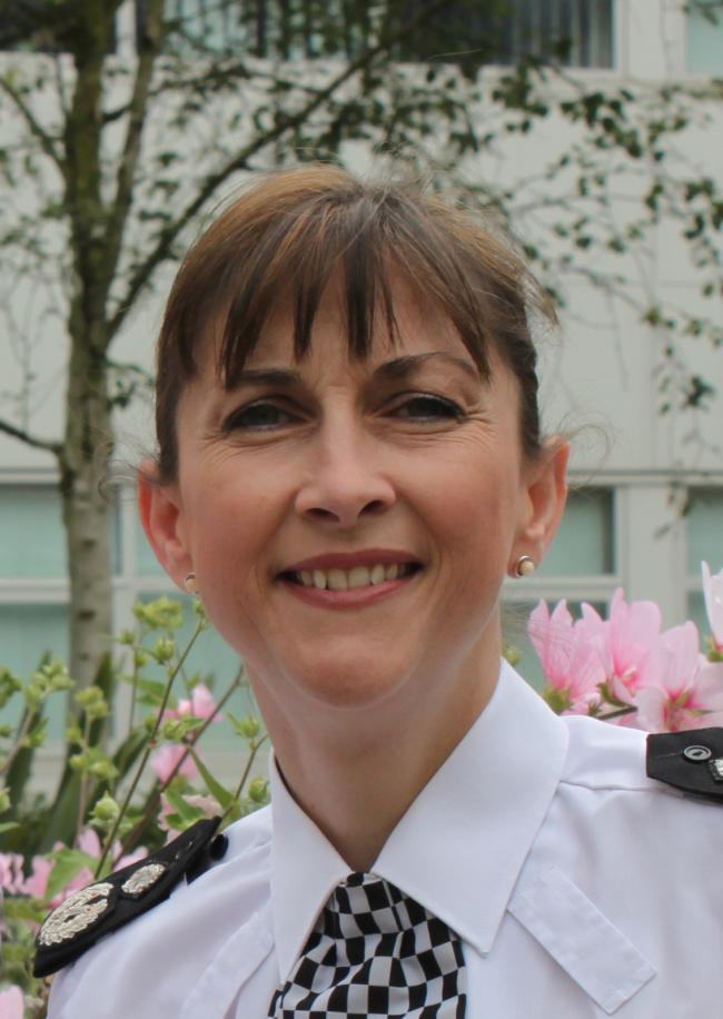 Acting chief constable Janette McCormick says alcohol is a