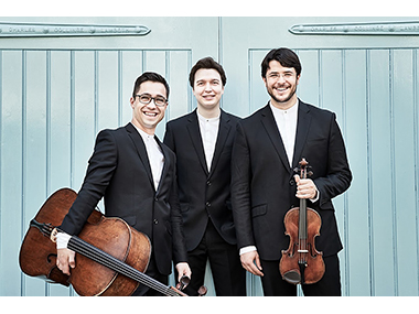 Concert by Trio Isimsiz (Piano Trio)
