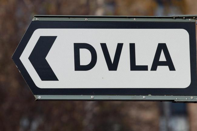 Finally - DVLA launches online logbook service that will save drivers A LOT of time (Archive photo)
