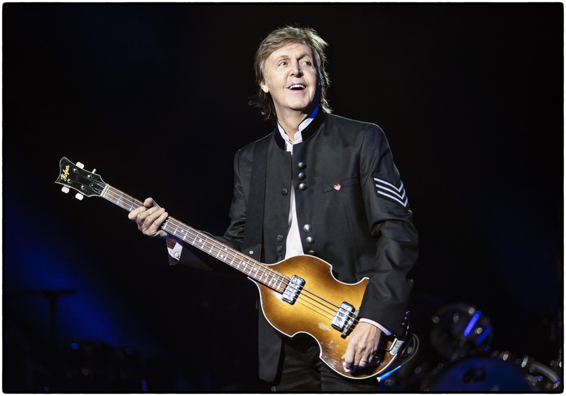 Paul McCartney will return home for a special performance in December