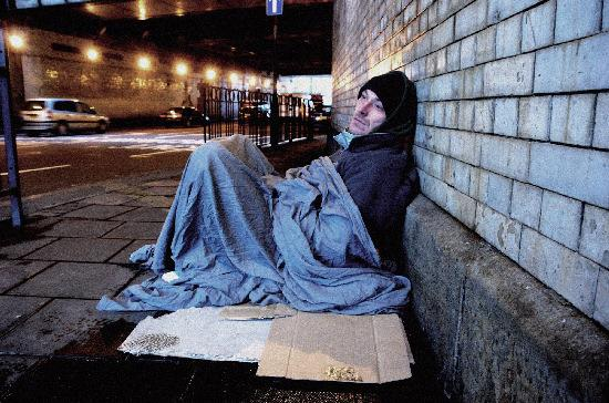 Runcorn and Widnes World: Action group launched to help the homeless