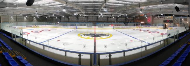 Ice rink could be turned into temporary morgue
