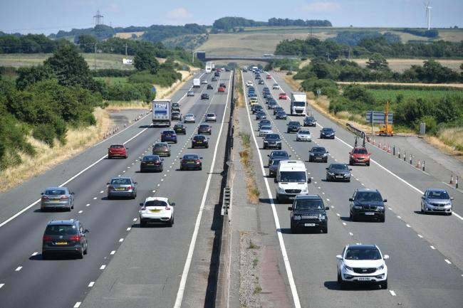 The worst routes and times to be on the motorway this Easter weekend