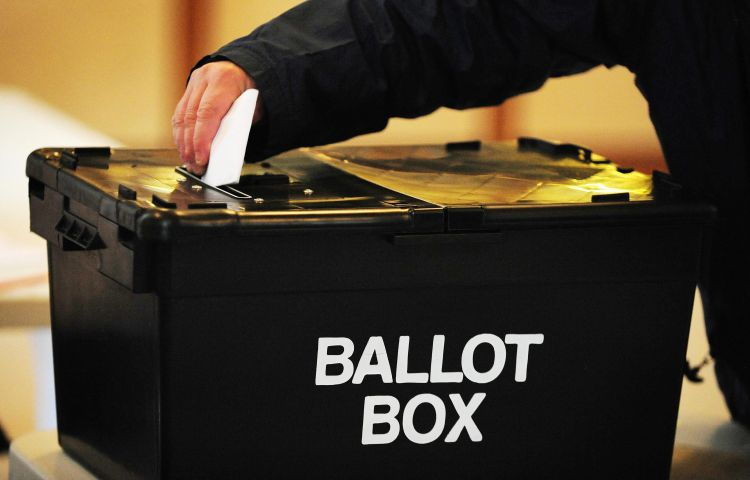 A by-election will take place in the Ditton ward.