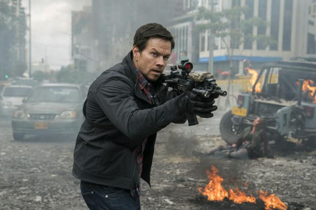 Mark Wahlberg stars as Jimmy Silva