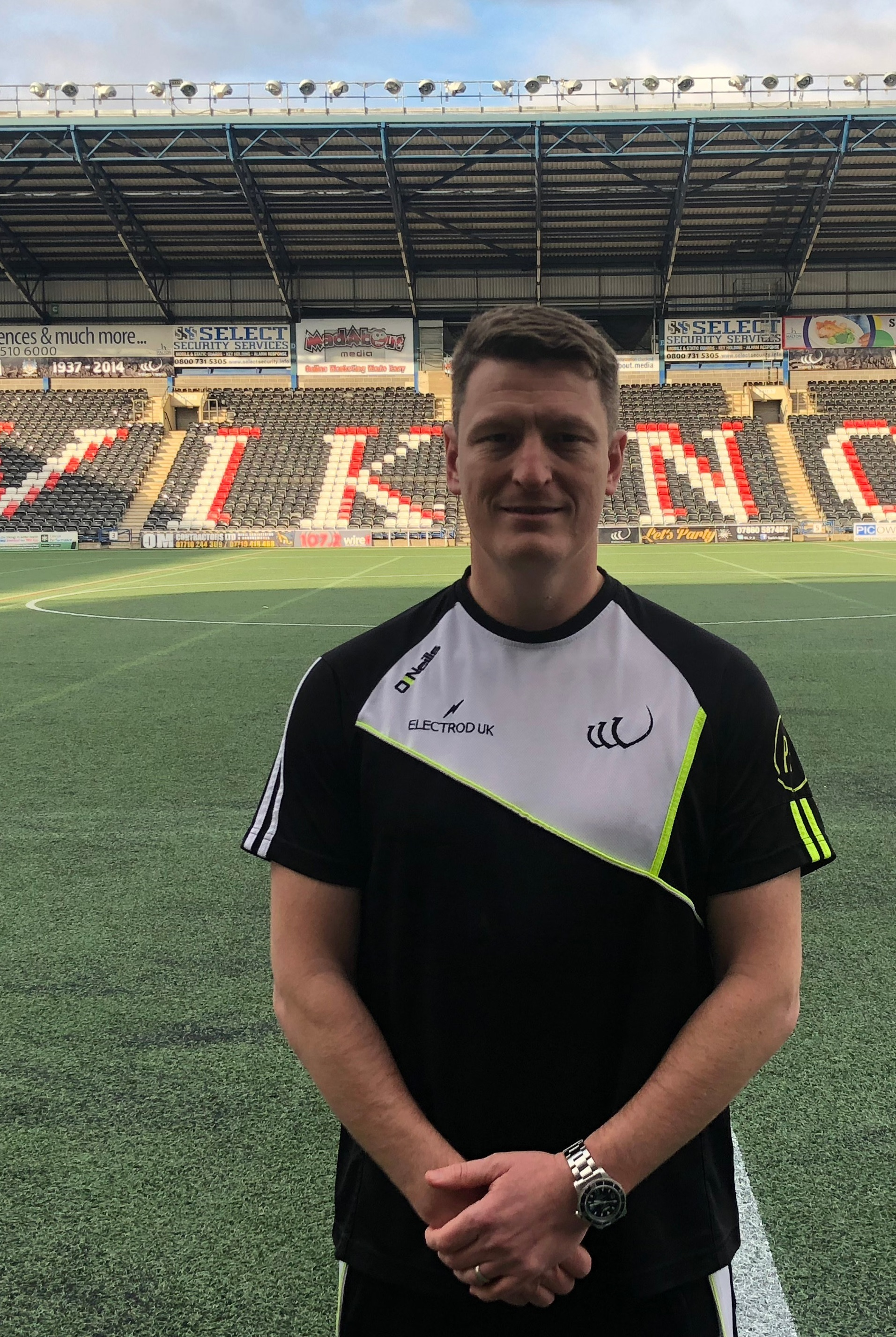 Phil Finney - new role at Widnes Vikings