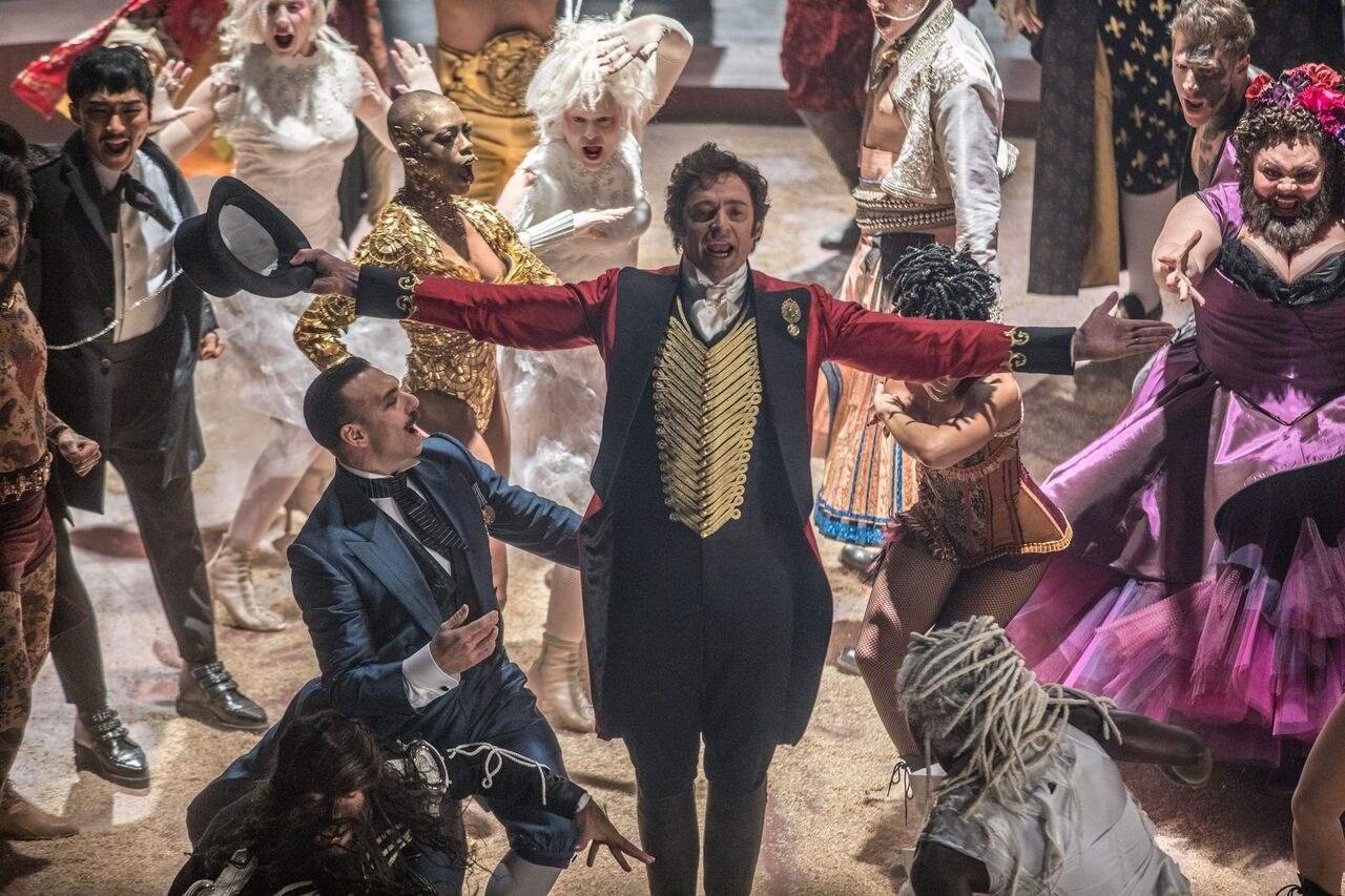 The Brindley will host the Sing-a-long Greatest Showman next month.