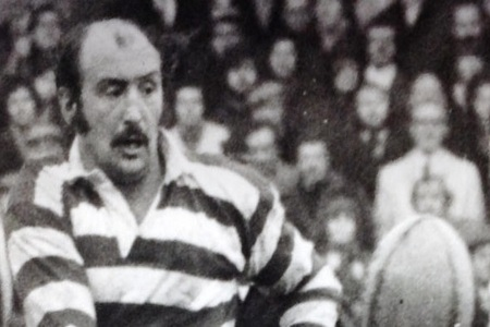 Geoff Fletcher - was a dogged stalwart of rugby league in Huyton