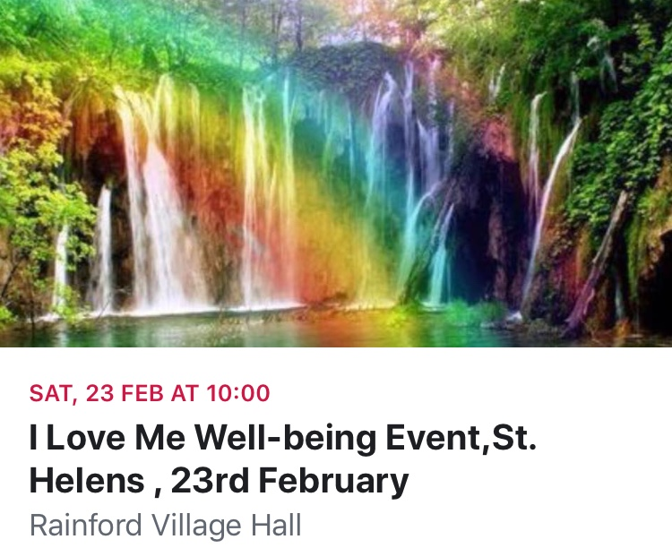 I Love Me Well-being Event , St Helens