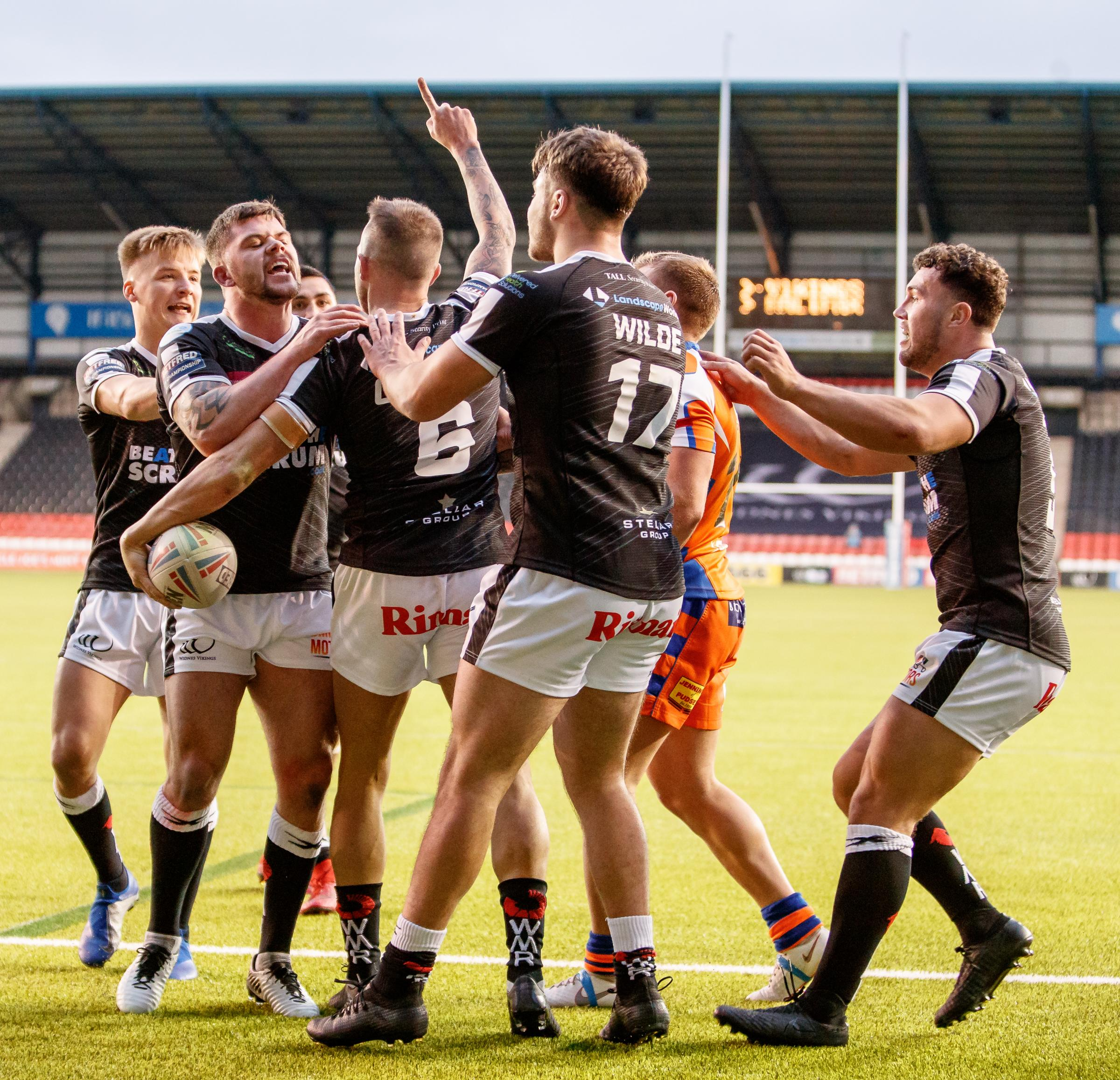 Widnes game will go ahead. Pic: Richard Walker
