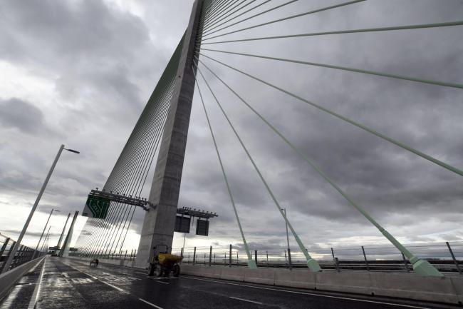 "A Traffic Penalty Tribunal (TPT) adjudicator said drivers do not pay a toll to cross the Mersey Gateway, as is stated by Halton Borough Council, but a ""road user charge"", which is legally different, making the fine ""defective"""