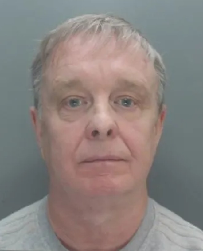 John Grace, 58, was convicted today, Thursday, following a drugs operation in Widnes