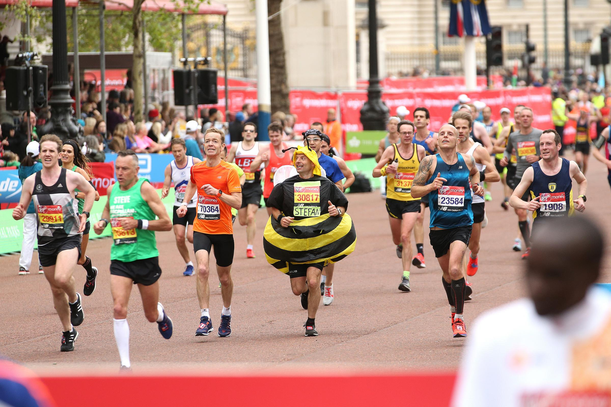 Feeling inspired? How to apply for the 2020 London Marathon