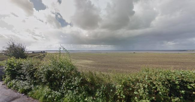 Cheshire Fire and Rescue Service were called at around 5pm to Lighthouse Road on Thursday, May 16 following reports of plumes of smoke across the Mersey (Google Maps)