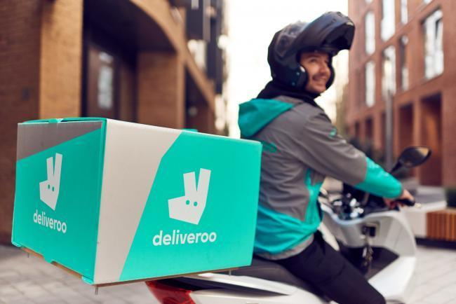 Deliveroo is launching in Widnes