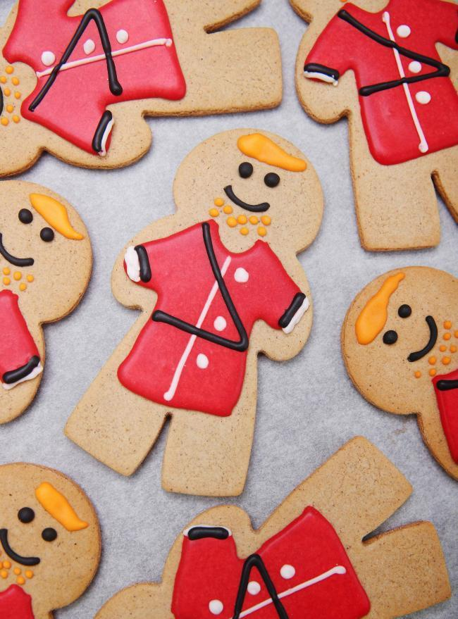 You Can Now Buy Prince Harry Gingerbread Men At Morrisons Runcorn